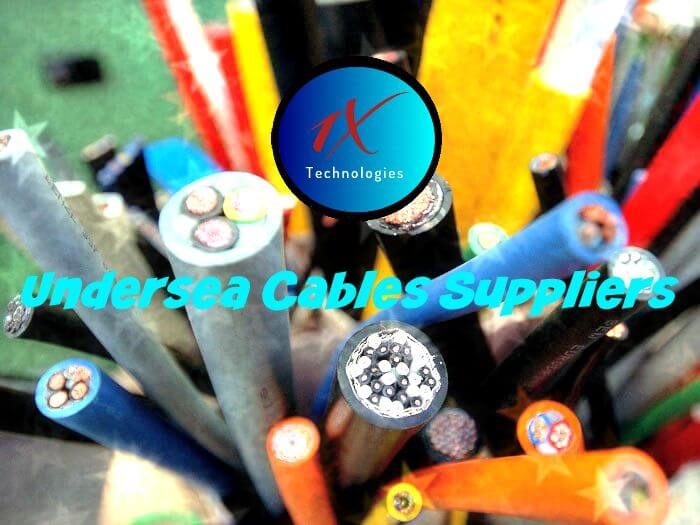 Undersea Wire & Cable Companies Found | 1X Technologies Cable ...