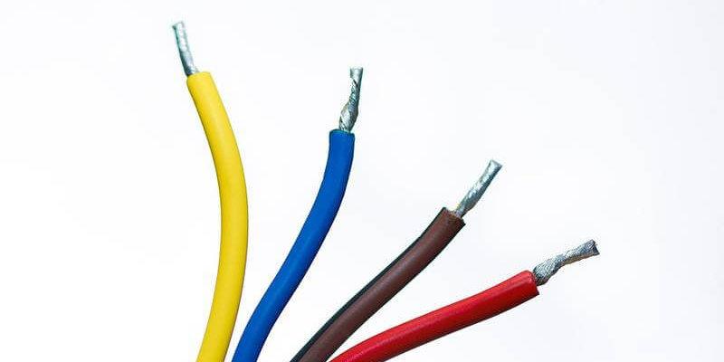 HD Supply 1X Technologies Custom Colored Wire