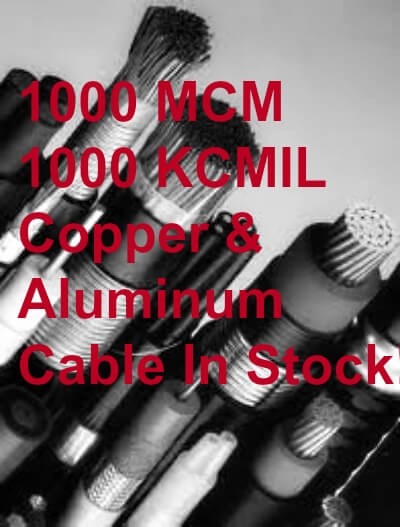 1000 MCM Cable Price - 1000 KCMIL-Cable-Wire--Price- Pricing-EPR-XLP-URD-MV90-MV105-KV-Copper-Aluminum-Lead