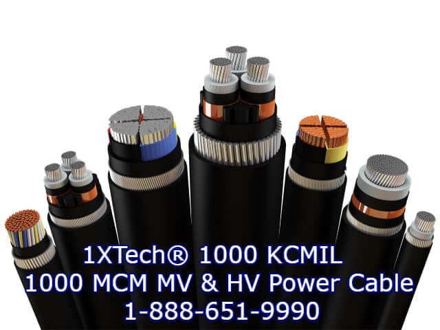 1000 Mcm Cable Price 1000 Kcmil Cable Pricing Data Specification