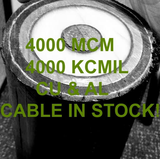 4000 Mcm Cable Pricing 4000 Kcmil Cable Price 1x