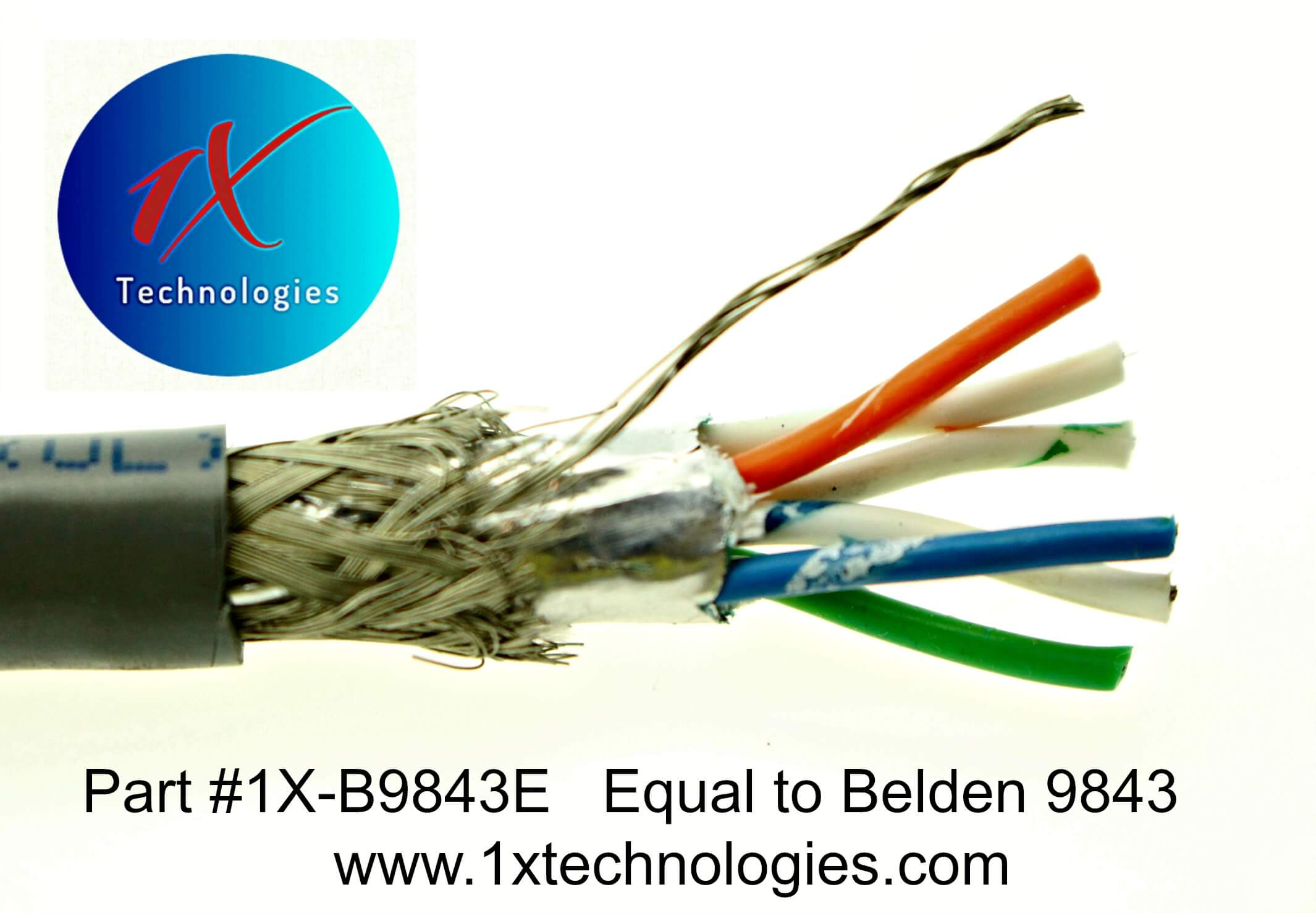 Belden 9843 Equal, Equivalent, Alternative, Similar, B9843, Belden 9843 Cross Reference, Belden 9843 Supplier, Buy Belden 9843