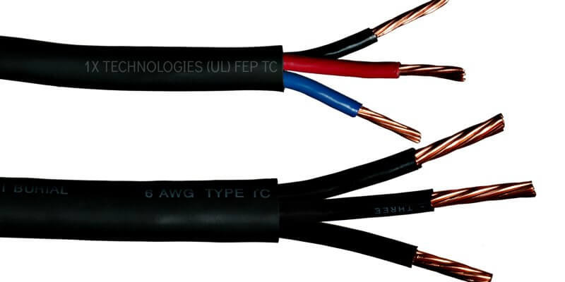 FEP Tray Cable - 200°C, FEP TRAY CABLES 200C , High Temp Multi Conductor Cable, 1X Technologies Wire & Cable Suppliers, Radix FEP, CableUSA FEP, Aerospace FEP, Belden FEP Suppliers