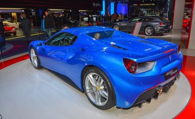 Ferrari F430 Supplier 1X Technologies - Battery Cable & Automotive Wire Manufacturer Suppliers