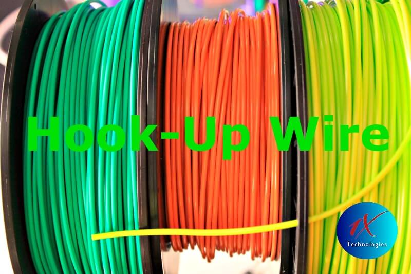 Hook-Up Wire Lead Wire 1X Technologies Lead Wire Hookup Wire