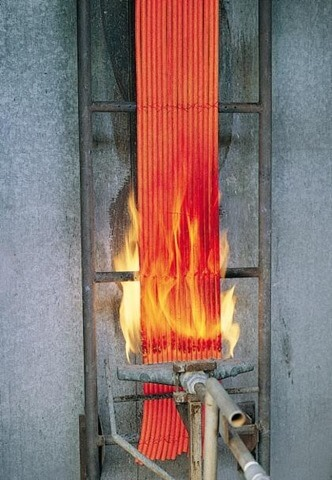 rtical Flame Test - Manufacturing Capabilities