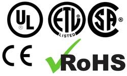 UL ETL SA CE RoHS 1X Technologies Custom Cable Manufacturer