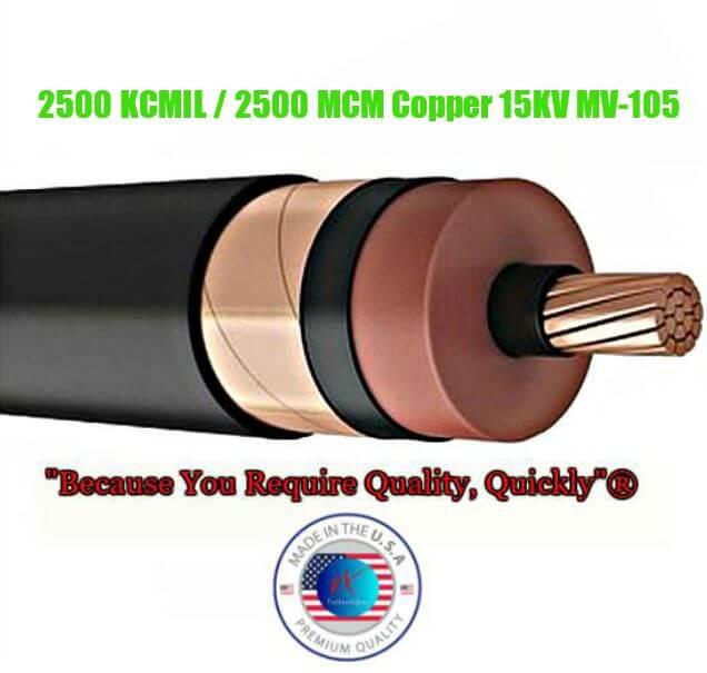 2500 kcmil copper 15kv epr tr xlp mv 105 cable 1xtech 2500 kcmil copper 15kv 133 epr or tr xlp mv 105 2500 mcm 15kv mv 105 greentooth Choice Image