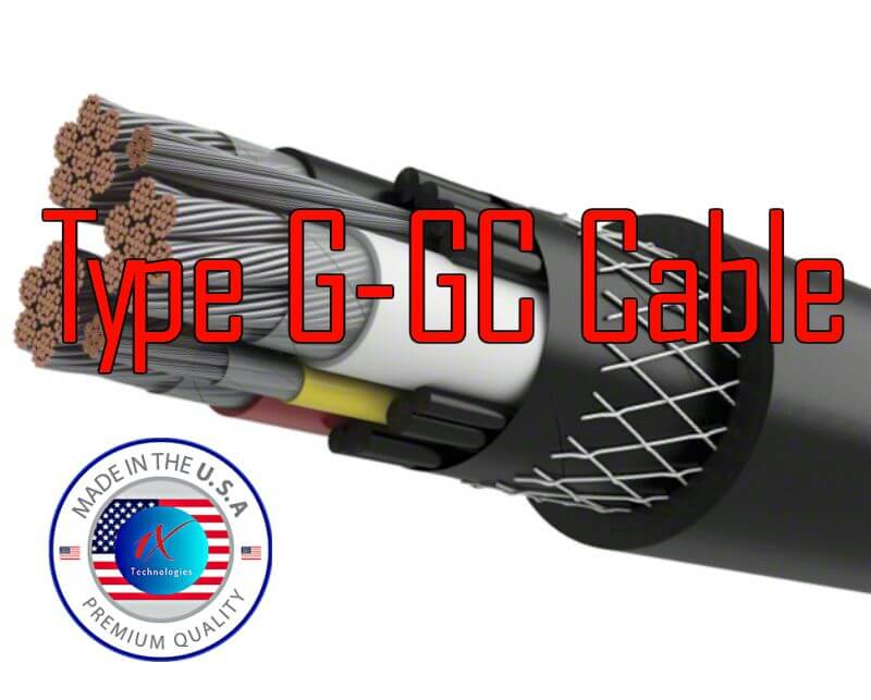 GGC Mining Cable [ Type G-GC 2KV 90C] Specs, Price / Pricing, Datasheet