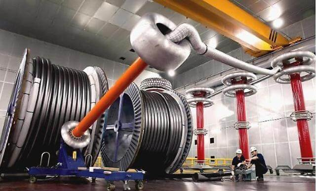 Submarine Cable High Technology