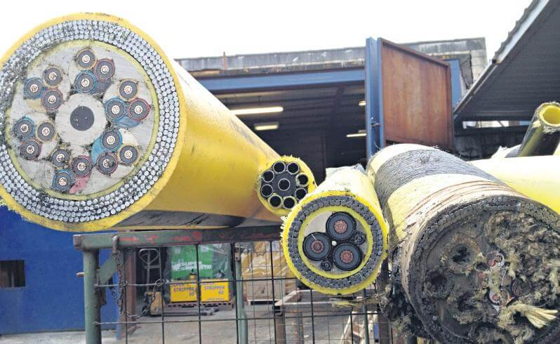 What Does a Submarine Cable Look Like?